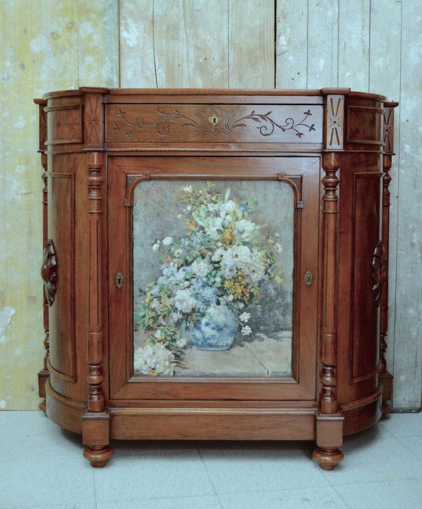 Restauraci n de muebles con historia restaura y recupera - Reparar muebles antiguos ...